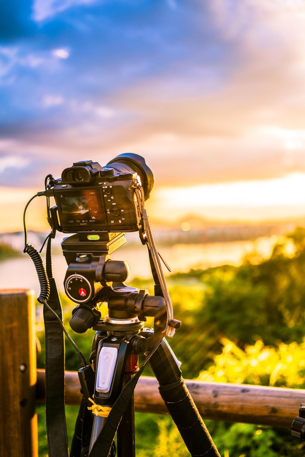 matériel pour photographe - trépied