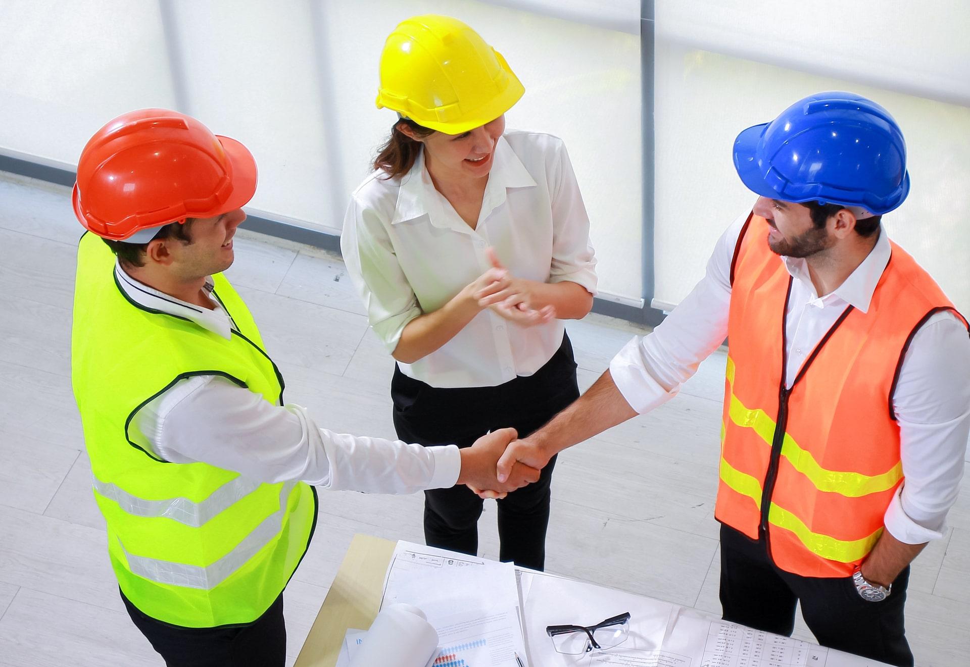 Compétences chef de projet chantier