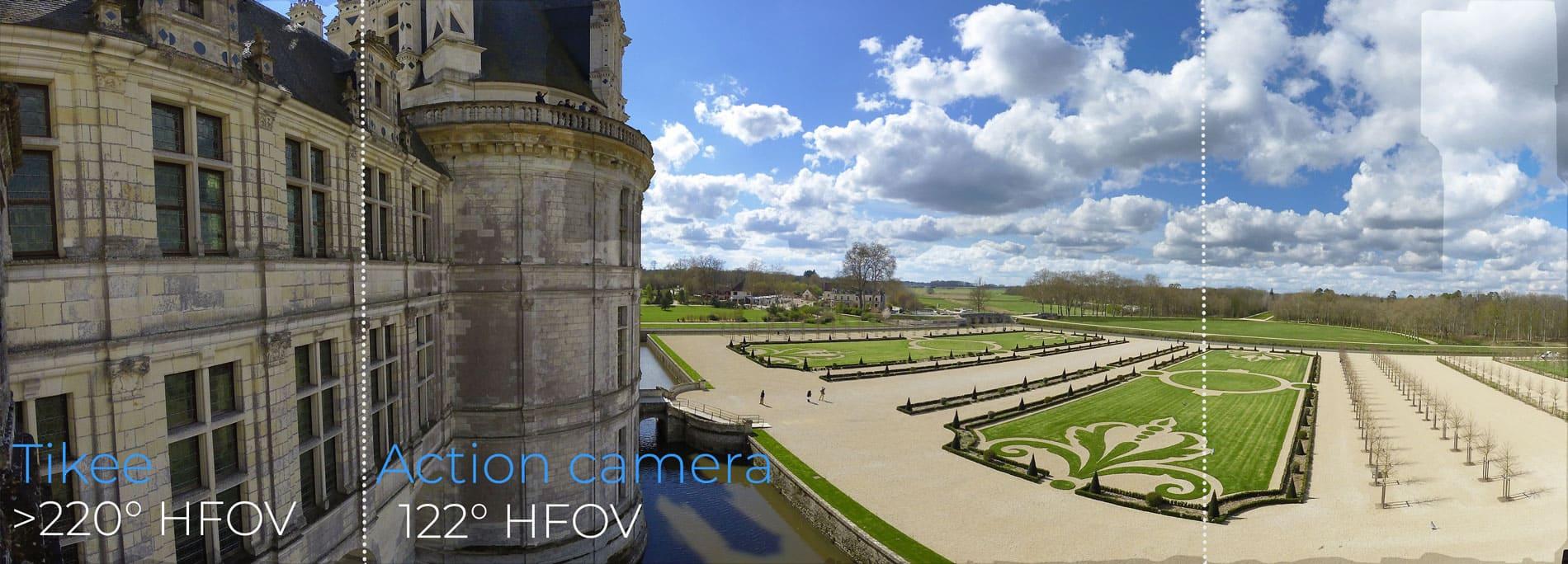 HFOV catégorie caméra slide 2