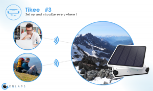 FOCUS Tikee #3 : set up and visualize time lapses everywhere